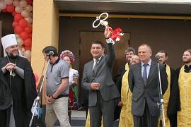 Вручення ключів від квартир освітянам  міста Вінниці