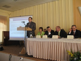 Засідання колегії управління освіти і науки Вінницької облдержадміністрації
