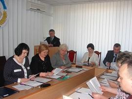 Засідання президії