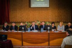 Пленум Вінницької обласної організації Профспілки працівників освіти і науки