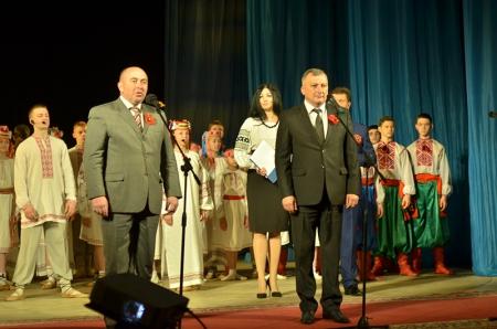 Гала – концерт обласного фестивалю «Проліски надії - 2015»