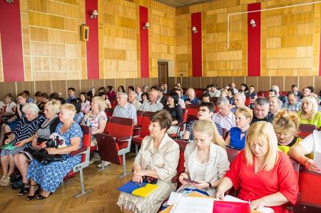 Семінар голів членських організацій на базі  Липовецького  району