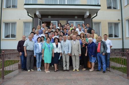 Спільний  семінар освітян в Тернопільській області