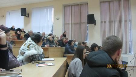 Зустріч зі спеціалістами Пенсійного фонду м.Віннниці