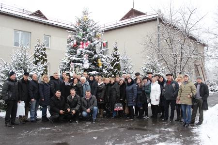 Виїзний семінар профспілчан Вінниччини на Закарпатті