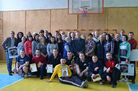 Ювілейний турнір з настільного тенісу серед працівників закладів освіти м. Вінниці