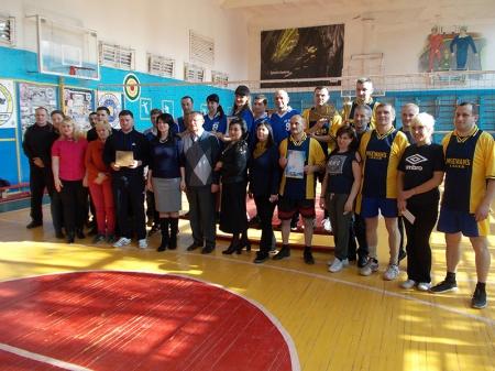 Традиційний турнір з волейболу на першість міста серед працівників закладів загальної середньої освіти.