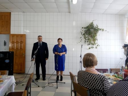 Районна зустріч вчителів-пенсіонерів