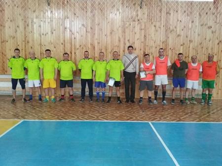 Змагання з волейболу та футзалу в чудовій спортивній залі Стрижавської громади.