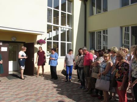 Семінар з питань  розвитку дошкільної освіти в м. Одесі