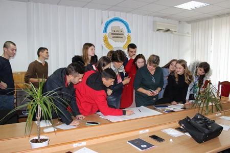 Навчання студентських профспілкових лідерів закладів освіти Вінниччини