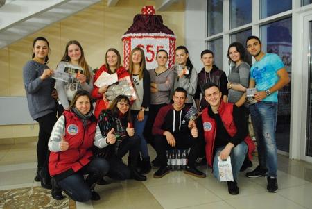 День студента у Вінницькому державному педагогічному університеті