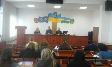 Нарада профспілкового активу освітян Вінницького району