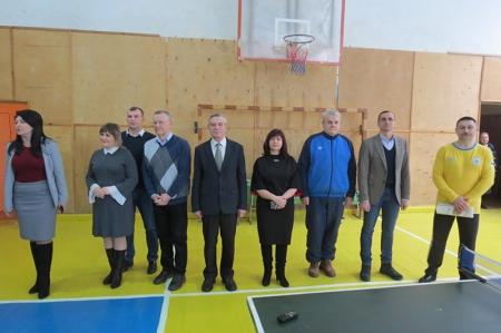 Турнір з настільного тенісу серед працівників закладів освіти м. Вінниці