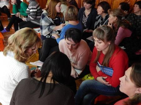 Профспілковий семінар дошкільників Вінницького району