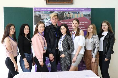 Звітно-виборна кампанія первинної профспілкової організації ВДПУ ім. М.Коцюбинського.