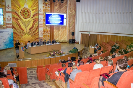 Звітно-виборна конференція Вінницької обласної організації Профспілки працівників освіти і науки