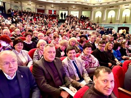 У Києві відбулося Всеукраїнське профспілкове віче