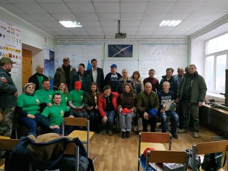 Змагання  з кульової стрільби серед жителів та освітян Вінницького району.